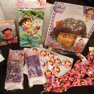Other - BIRTHDAY PARTY FAVORS - DORA THE EXPLORER (29PCS)